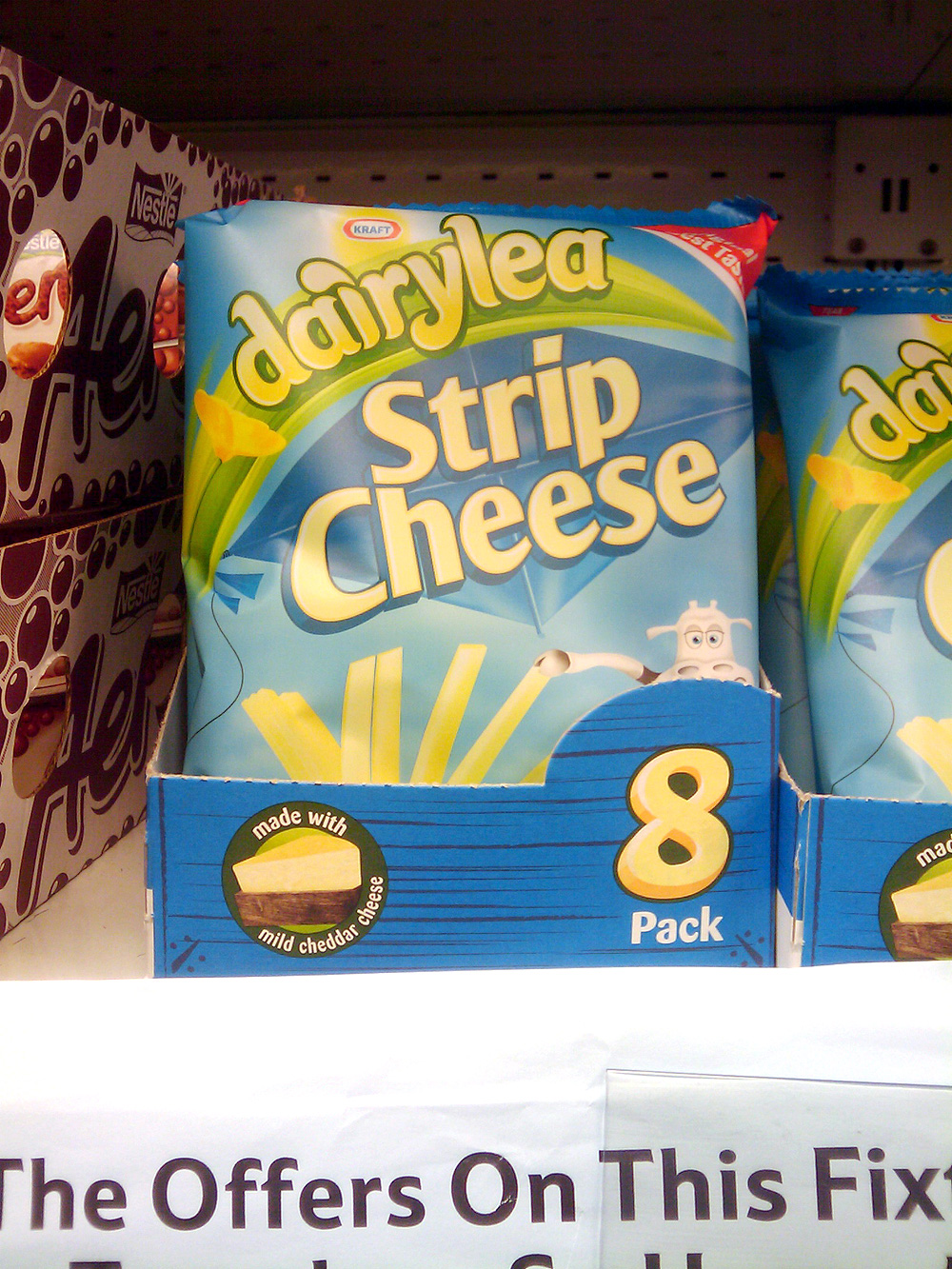 Strip Cheese