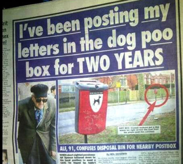 47 Underwhelming Local News Headlines