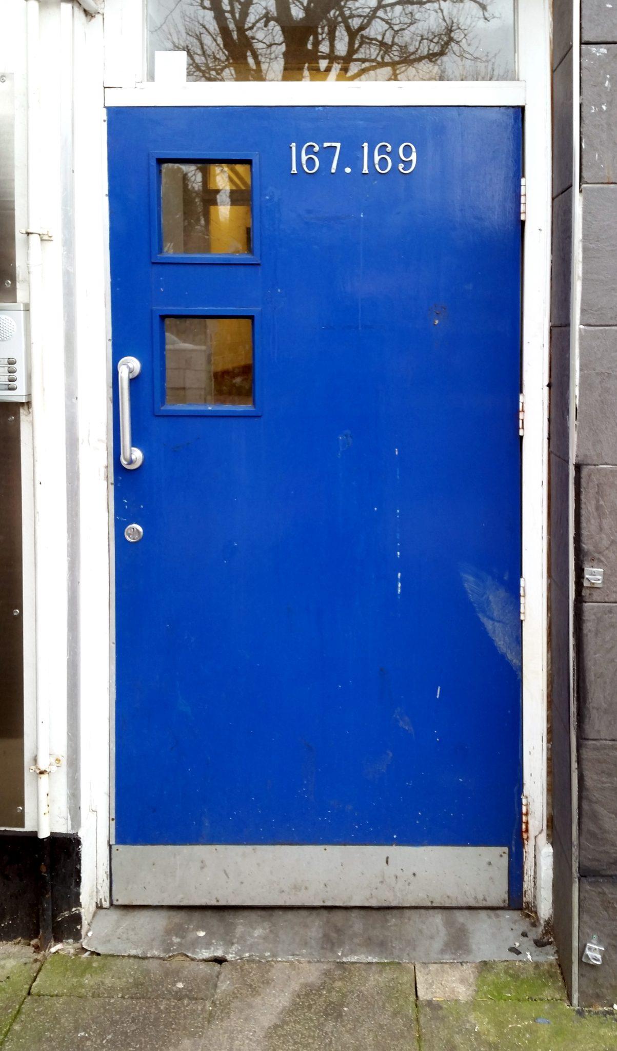 Decimal Door Numbers